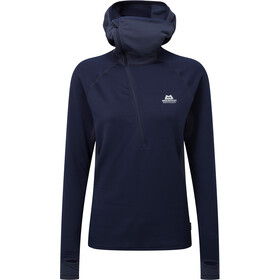 Mountain Equipment Eclipse Hooded Zip Jacket Dame cosmos